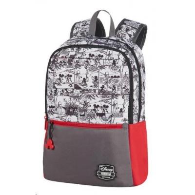 Samsonite American Tourister URBAN GROOVE DISNEY Backpack M Cosmic red