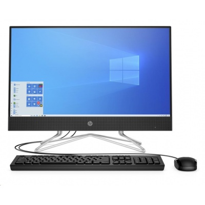 HP PC AiO 24-df0003nc,LCD 23.8 FHD AG LED,AMD Ryzen3 3250U 2.6GHz,8GB DDR4 2400,256 GB SSD,AMD Integrated Graphics,Win10