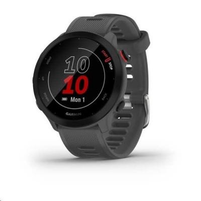 Garmin GPS sportovní hodinky Forerunner 55 Grey