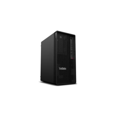 LENOVO PC ThinkStation/Workstation P340 Tower - i7-10700K,32GB,512SSD,Quadro P2200 5GB,DVD,čt.pk,DP,W10P,3r on-site