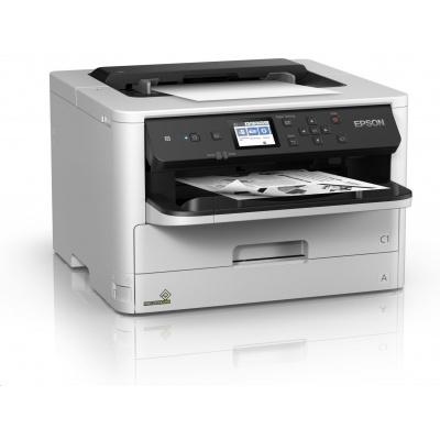 EPSON tiskárna ink WorkForce Pro WF-M5298DW, čb, A4, 34ppm, Ethernet, WiFi (Direct), Duplex, NFC