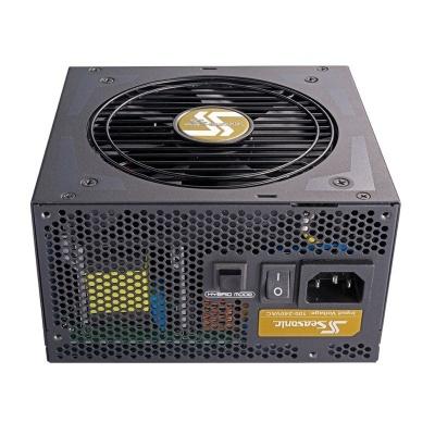 SEASONIC zdroj 850W Focus GX-850 (SSR-850FX), 80+ GOLD