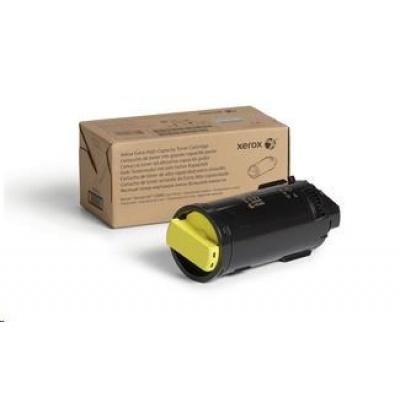 Xerox Yellow Extra High Capacity Toner Cartridge pro The VersaLink C600 (16 800 PAGES)
