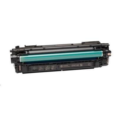 HP 657X High Yield Cyan Original LaserJet Toner Cartridge (CF471X)