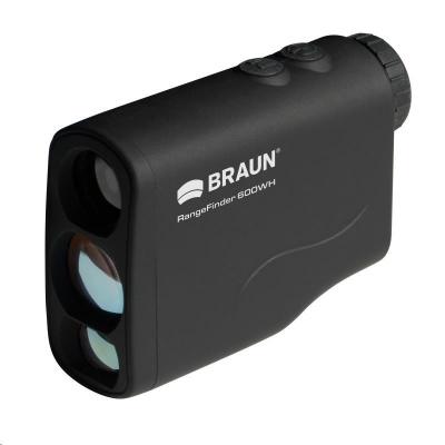 Braun RANGE FINDER 600WH laserový dálkoměr