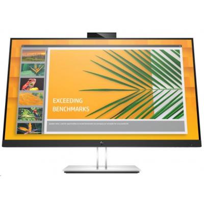 """HP LCD ED E27d G4 Docking Monitor 27"""",2560x1440,IPS w/LED,300,1000:1, 5ms,DP 1.2,HDMI, 4xUSB3,USB-C,webcam"""