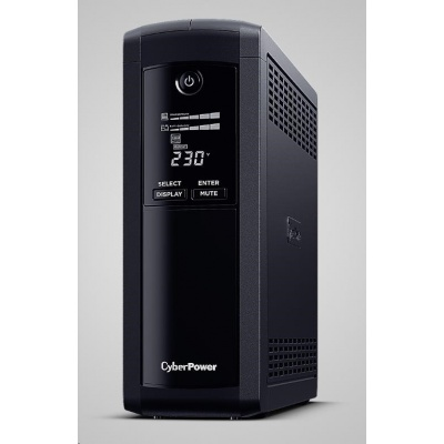 CyberPower Value PRO SERIE GreenPower UPS 1600VA/960W, IEC zásuvky