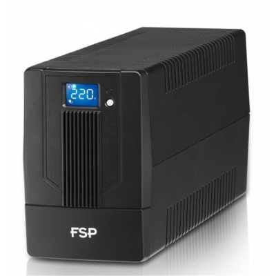 Fortron UPS FSP iFP 2000, 2000 VA /  1200W, LCD, line interactive