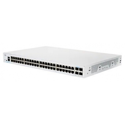 Cisco switch CBS350-48T-4G, 48xGbE RJ45, 4xSFP