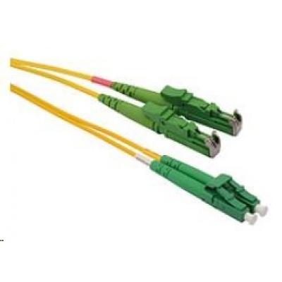Solarix Patch kabel 9/125 E2000apc/LCapc SM OS 2m duplex SXPC-E2000/LC-APC-OS-2M-D