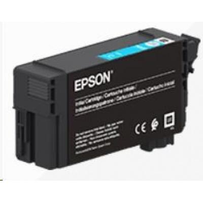 EPSON ink bar Singlepack UltraChrome XD2 Cyan T40D240(50ml)