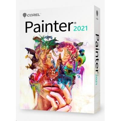 Painter 2021 License (51-250) EN/DE/FR