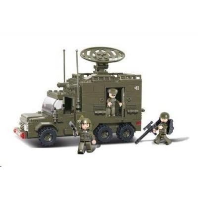 Sluban B-0300 Radarový vůz 230 dílků