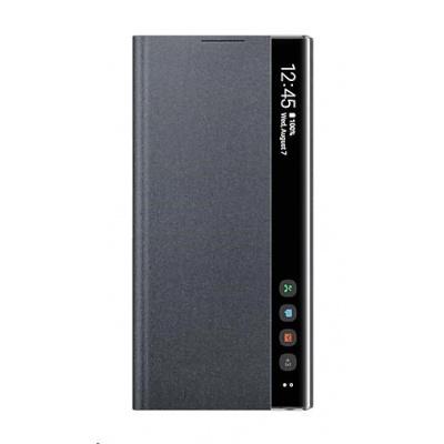 Samsung Clear View pouzdro EF-ZN970CBE pro Samsung Galaxy Note 10, černá