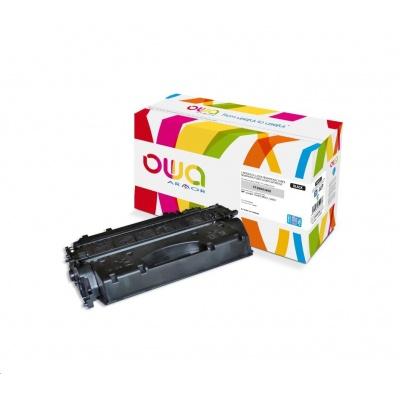 OWA Armor toner pre HP Laserjet pre 400 M401, M425,11800 strán, CF280X JUMBO, čierna/black