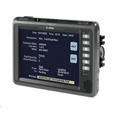 Zebra VC70N0, USB, RS232, BT, Ethernet, Wi-Fi, WEC 7