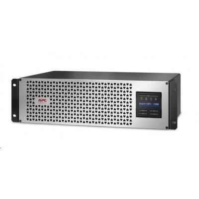 APC Smart-UPS Lithium Ion, Short Depth 1500VA, 230V with SmartConnect (1350W, 3U, hlobka 30.2 cm