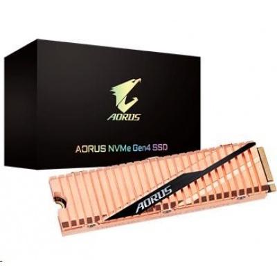 GIGABYTE SSD 2TB AORUS NVMe Gen 4