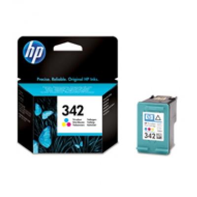 HP 342 Tri-color Ink Cart, 5 ml, C9361EE