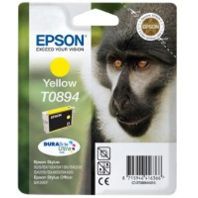 "EPSON ink bar Stylus ""Husky"" S20/SX100/SX200/SX400 (T0894) - yellow"