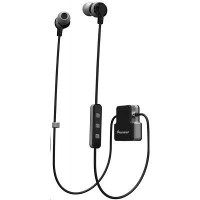 Sluchátka do uší s Bluetooth-šedá-SE-CL5BT-H
