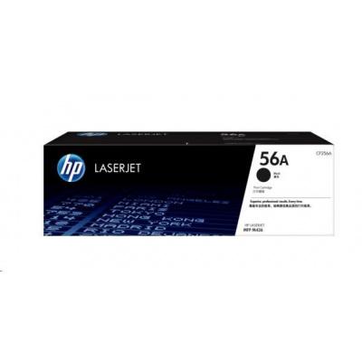 HP 56A Black LaserJet Toner Cartridge