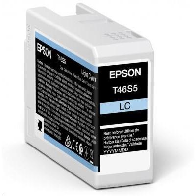 EPSON ink Singlepack Light Cyan T46S5 UltraChrome Pro 10 ink 25ml