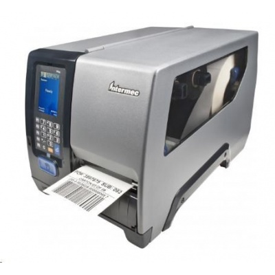 Honeywell PM43, 8 dots/mm (203 dpi), rewind, disp., multi-IF (Ethernet)