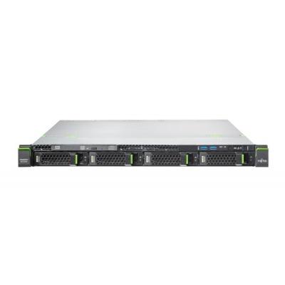 """FUJITSU SRV RX1330M4 - E2136@3.3GHz 6C/12T, 16GB, RAID EP520i, 8xBAY2.5"""" H-P , RP2 450W, IRMC, RACK 1U"""