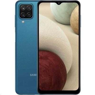 Samsung Galaxy A12 (A125), 64 GB, modrá
