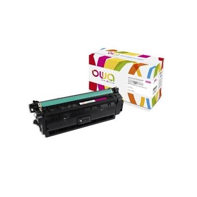 OWA Armor toner pro HP Color Laserjet Ese M552, M553, MFP M577, 5000 Stran, CF363A, červená/magenta