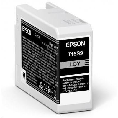 EPSON ink Singlepack Light Gray T46S9 UltraChrome Pro 10 ink 25ml