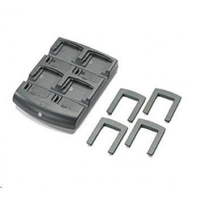 Zebra baterie charging station, 4 slots