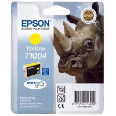 "EPSON ink bar Stylus Office ""Nosorožec"" B40W/SX600FW (T1004) - yellow"