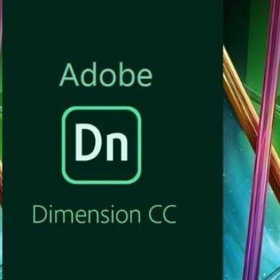 ADB Dimension CC MP Multi Euro Lang TM LIC SUB RNW 1 User Lvl 4 100+ Month