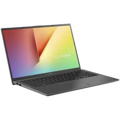 """ASUS NTB VivoBook - 15,6"""",i7-1065G7,8GB,512SSD,NVIDIA GeForce MX330,W10H,Šedá"""