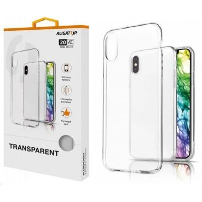 Aligator pouzdro Transparent pro Samsung A40