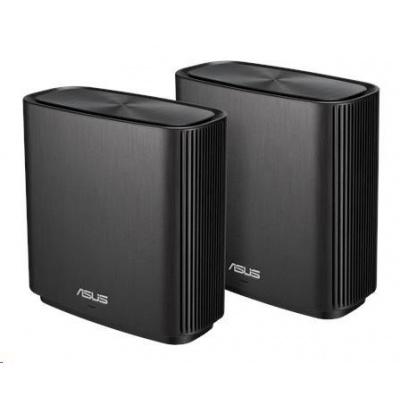 ASUS ZenWifi CT8 Wireless AC3000 Tri-Band Gigabit Mesh system, 2-pack