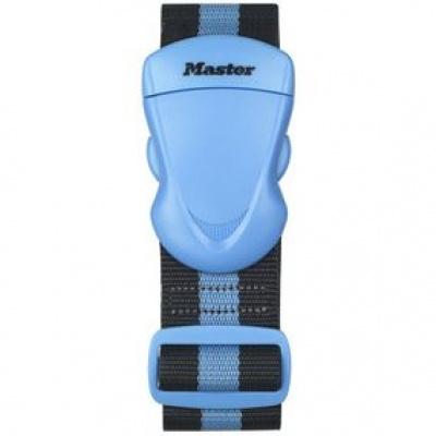 MasterLock 4700EURDBLU Popruh na zavazadlo