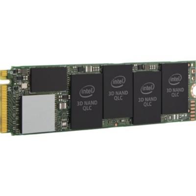 Intel® SSD 660p Series 512GB, M.2 80mm PCIe 3.0 3D2 QLC