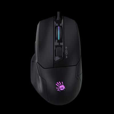 A4tech herní myš BLOODY W70MAX, USB, černá