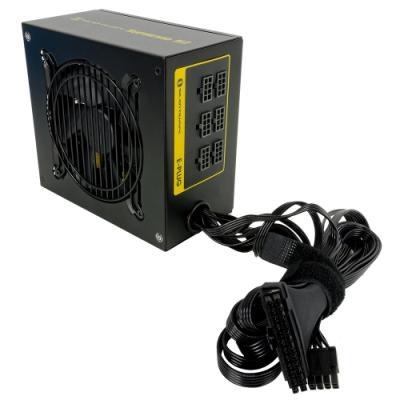 SilentiumPC zdroj 550W Supremo M2 Gold+ / 120mm fan / PFC / semi-modulární