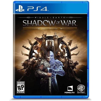 PS4 hra Middle-Earth: Shadow Of War Definitive Edition