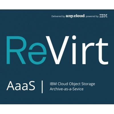 ReVirt AaaS   Veeam Object Storage (100GB/12M)