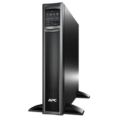 APC Smart-UPS X 750VA Rack/TowerR LCD 230V with Networking Card (AP9631) (600W)