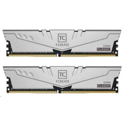 DIMM DDR4 32GB 2666MHz, CL19, (KIT 2x16GB), TEAM T-CREATE CLASSIC