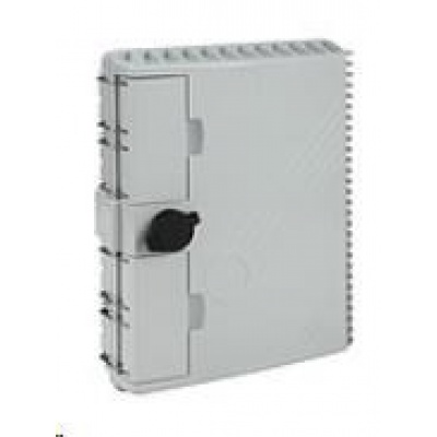 Solarix Optický nástěnný box pro 16 vláken SXOB-SC-SX-16