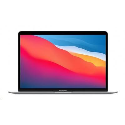 APPLE MacBook Air 13'',M1 chip with 8-core CPU and 7-core GPU, 256GB,8GB RAM - Silver