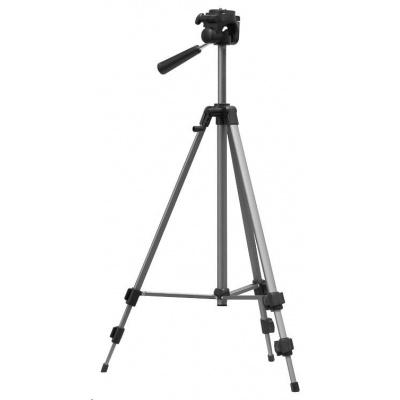 Braun Stativ 200 (39-120 cm, 642 g, 3-směrná hlava, stříbrný)