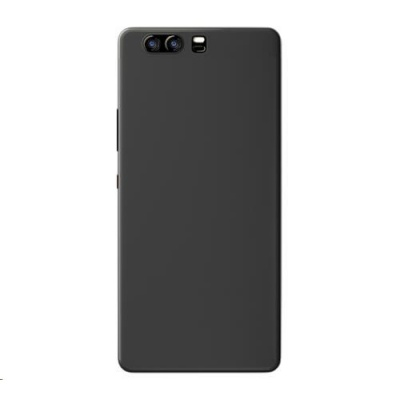 3mk ochranný kryt NaturalCase pro Huawei P10, transparentní černá